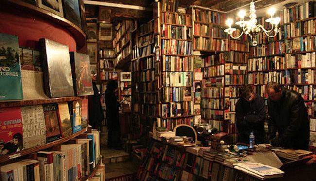 Felicità in libreria
