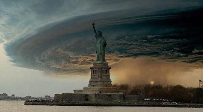 Non è New York senza (almeno) un uragano