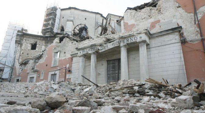 «La notte del terremoto mi dissero di restare in casa…»