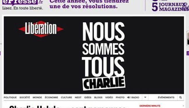 Charlie Hebdo. Ci vogliono nemici gli uni degli altri