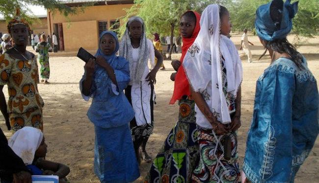 Le bambine kamikaze della Nigeria