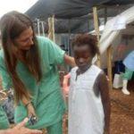 Grazia, e la luce che sconfigge l'ebola