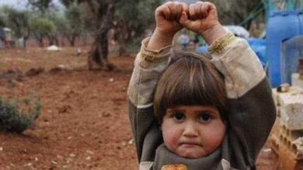 NON MI SPARARE (la generazione perduta della Siria)