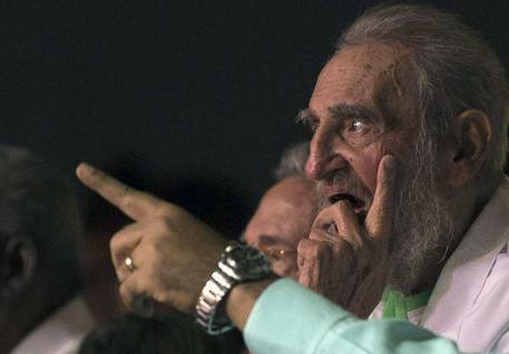 Fidel Castro, 90 anni