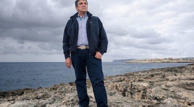 Lampedusa nel volto del dottor Bartòlo