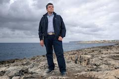 Il medico di Lampedusa Pietro Bartòlo