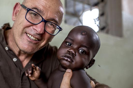 Il Lacor Hospital di Gulu raccontato da Mauro Fermariello