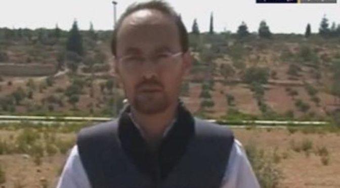 L'assedio di Aleppo e le lacrime del reporter