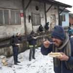A un passo dall'Italia si muore di freddo e di fame