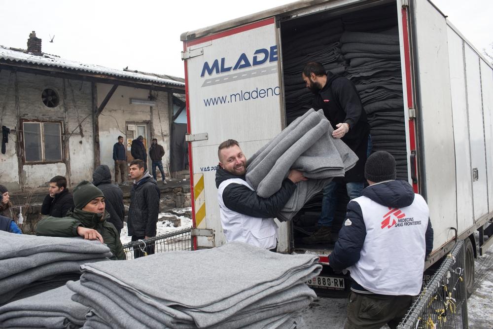 msf aiuti serbia