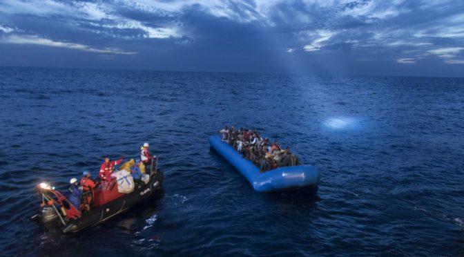 Migranti, e allora lasciamoli annegare tutti