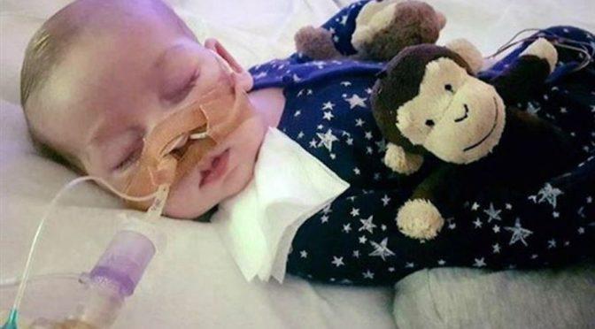 Storia di Elena, mamma di un bimbo malato come Charlie Gard