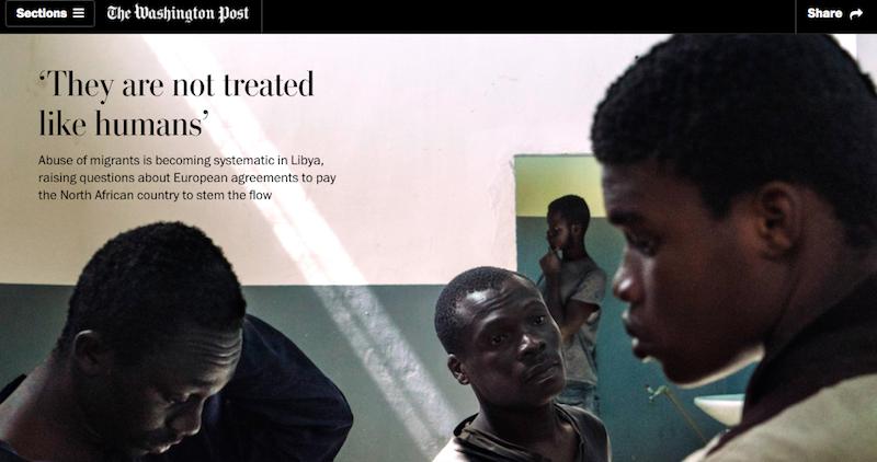Washington Post libia