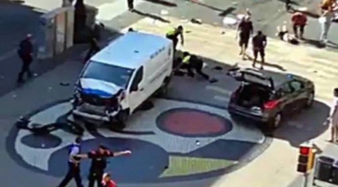 Barcellona e l'abitudine al terrore