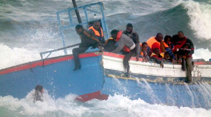 3 ottobre, il giorno che ricorda chi è morto in mare
