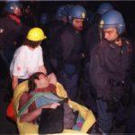 Diaz, l'Italia condannata per tortura