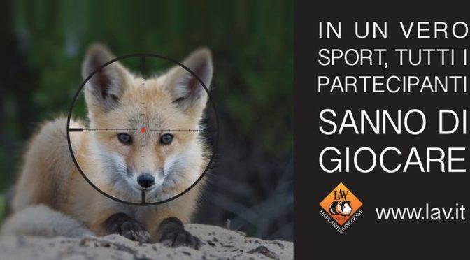 Milano vieta le foto della campagna Lav #bastasparare contro la caccia