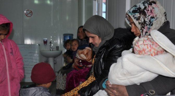 Siria Msf bambini