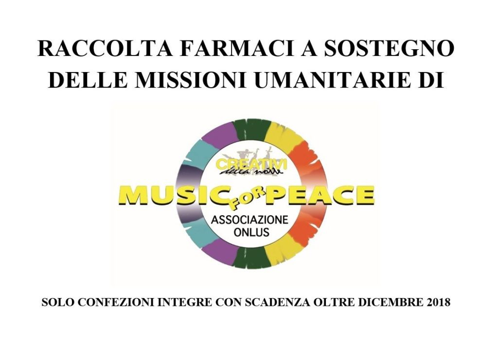 musica for peace