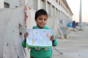 siria unicef bambini