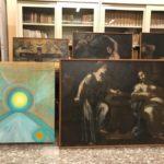 Le opere del Fronteversismo nel nuovo museo francescano a Taranto
