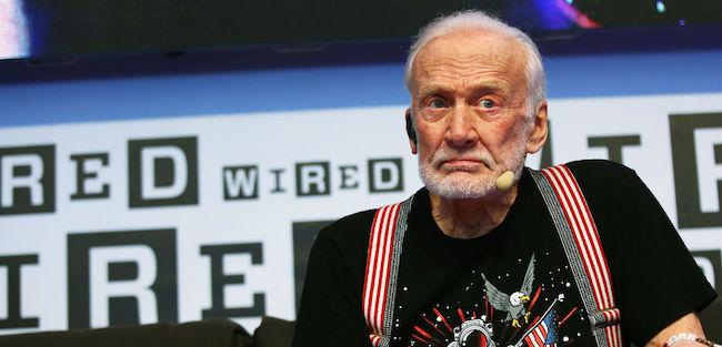Aldrin a Milano