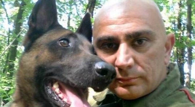Viadotto crollato: la piccola grande storia di Greta (e di tanti cani eroi)