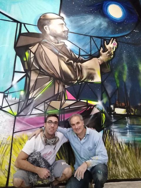 murales melillo siniscalchi