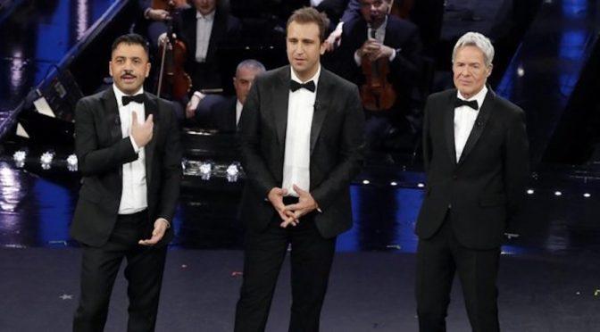 Pio Amedeo Baglioni Sanremo 2019