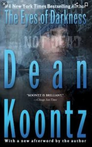 The eyes of darkness Koontz coronavirus